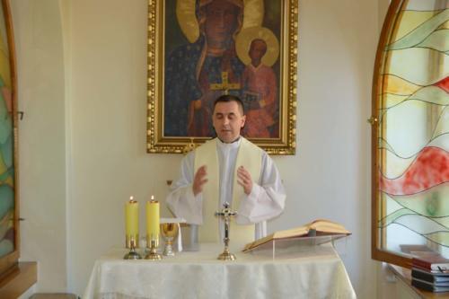 2016 — Msza św. na zakończenie warsztatów i błogosławieństwo ikon
