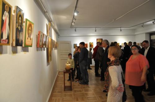 2016.12.07 — Wernisaż wystawy ikon — Miejska Biblioteka Publiczna w Radomiu