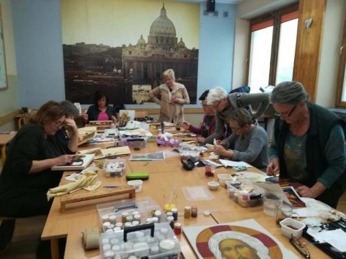 2019.05.24 — Warsztaty II stopnia Chrystus Pantokrator 2019_
